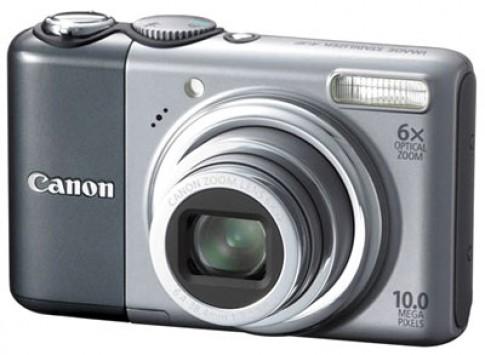 Canon PowerShot A2000 IS - máy rẻ ảnh đẹp