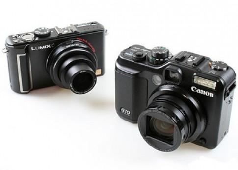 Canon PowerShot G10 vs. Panasonic Lumix LX3