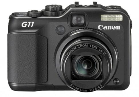 Canon Powershot G12 sắp xuất hiện