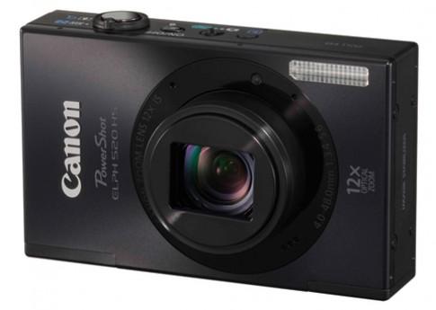 Canon ra 2 máy compact và 6 máy quay Vixia HF