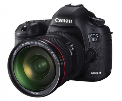 Canon ra 5D Mark III giá 3.500 USD
