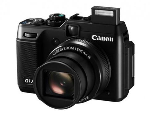 Canon ra G1 X cảm biến siêu lớn