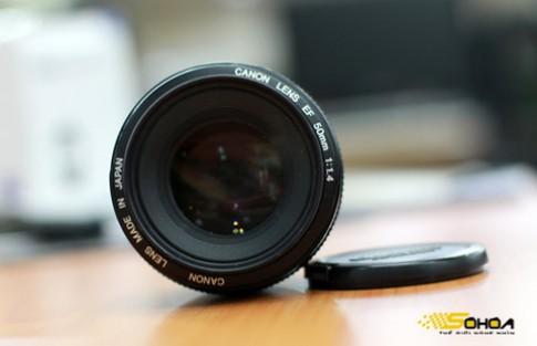 Canon sắp có một loạt ống kính fix mới