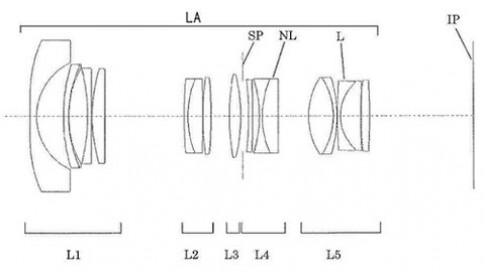 Canon sắp có ống hai khẩu 16-35mm f2-2.8