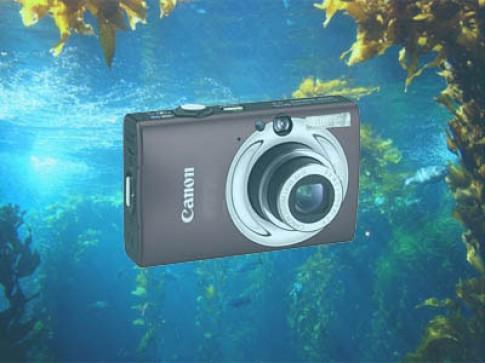 Canon sắp ra máy ảnh chịu nước