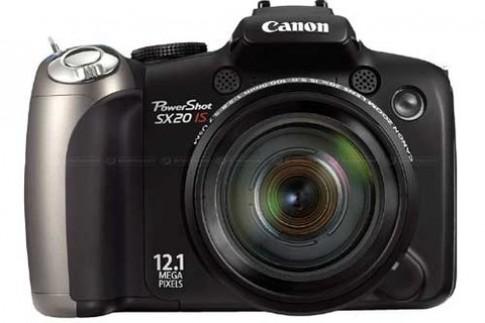 Canon SX20 IS dễ dàng cho ảnh đẹp