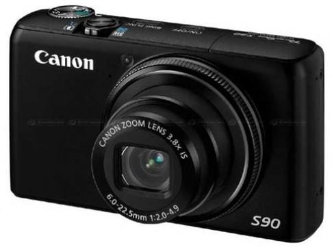 Canon thêm máy màn hình cảm ứng