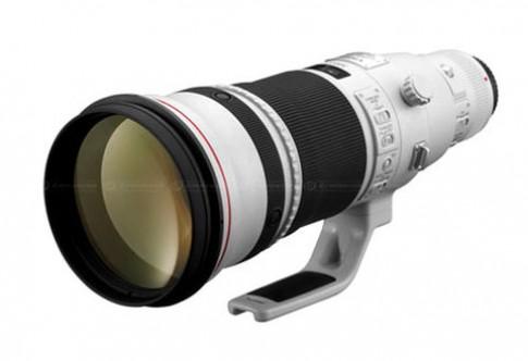Canon thêm ống kính siêu zoom