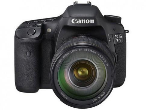 Canon tung bản EOS 7DSV cho dân studio