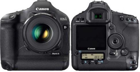 Canon update không dây cho máy ảnh