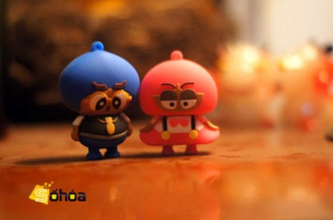 Cặp đôi USB Valentine