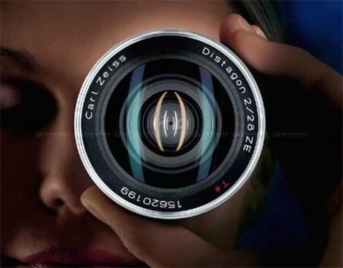 Carl Zeiss giới thiệu ống kính mới