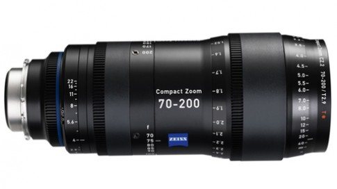 Carl Zeiss ra ống CZ.2 70-200/T2.9 giá gần 20.000 USD