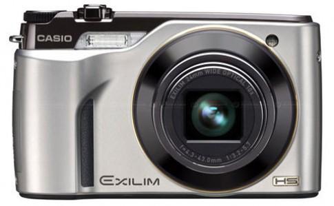 Casio thêm 4 máy ảnh Exilim