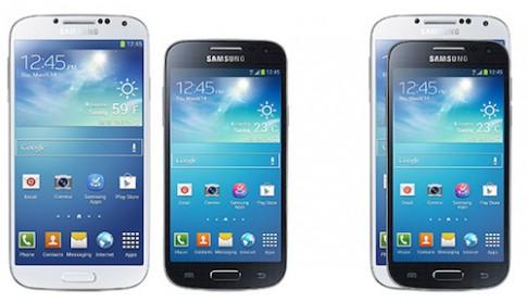 Cấu hình, ảnh so sánh Samsung Galaxy S4 và S4 mini