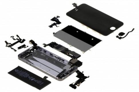 Cấu hình và giá linh kiện iPhone 5S hé lộ