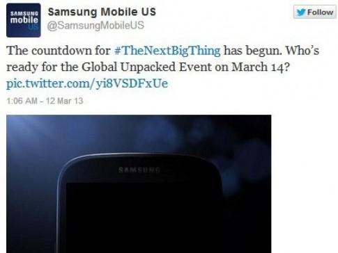 Chân dung Galaxy S IV qua các tin rò rỉ