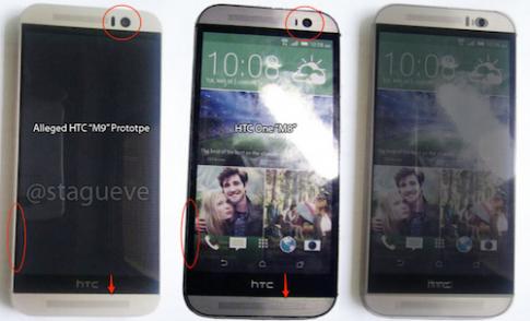 Chân dung HTC One M9 qua các tin đồn