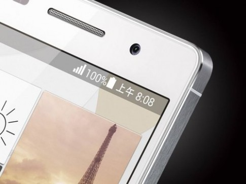 'Chân dung' smartphone mỏng nhất thế giới sắp ra mắt