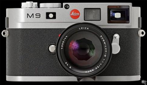 Chất ảnh Leica M9 nghèo hơn Canon 5D