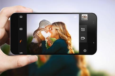Chất lượng ảnh chụp của smartphone giá rẻ Revo LEAD