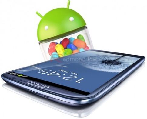 Chi tiết bản cập nhật Android 4.1 cho Galaxy S III
