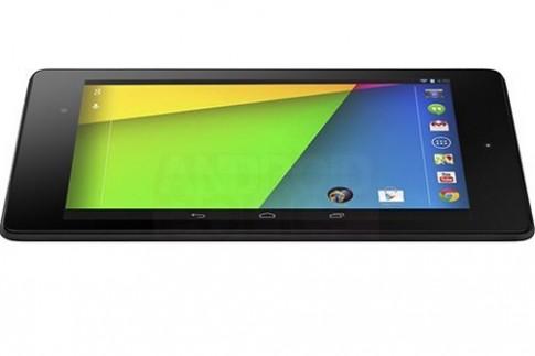 Chi tiết thiết kế của Nexus 7 thế hệ hai
