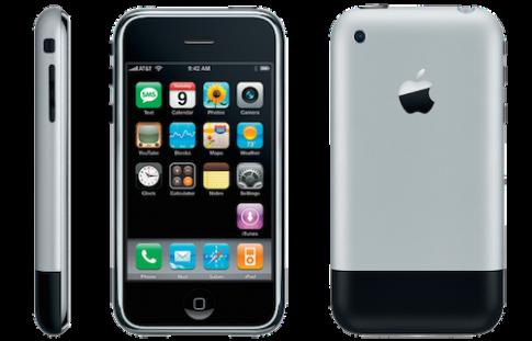 Chiếc iPhone đầu tiên được bán ra ngày nào?