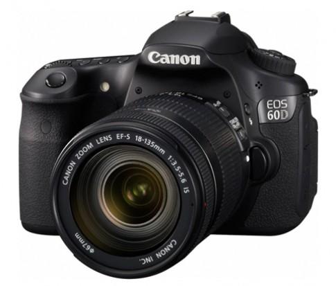 Chiêm ngưỡng Canon 60D