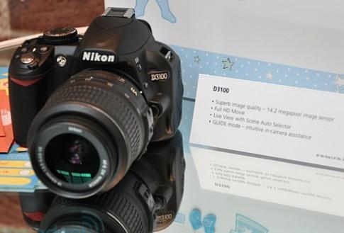 Chiêm ngưỡng D3100 của Nikon