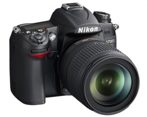 Chiêm ngưỡng Nikon D7000