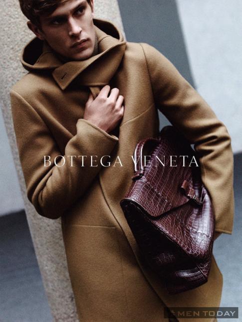 Chiến dịch thời trang nam thu đông 2013 của Bottega Veneta