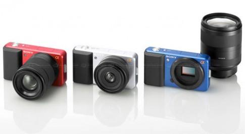 Chiến lược máy ảnh mới của Sony