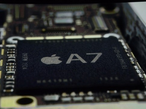 Chip A7 của Apple do Samsung sản xuất