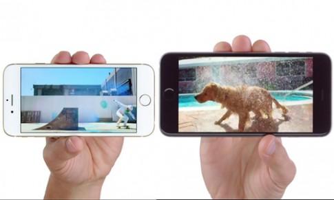 Chip Apple A8 trên iPhone 6 hỗ trợ phát video 4K