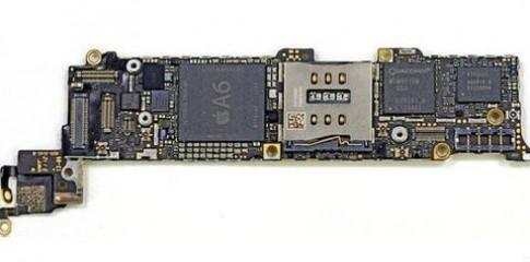 Chip đồ hoạ trên iPhone 5 chỉ có ba lõi