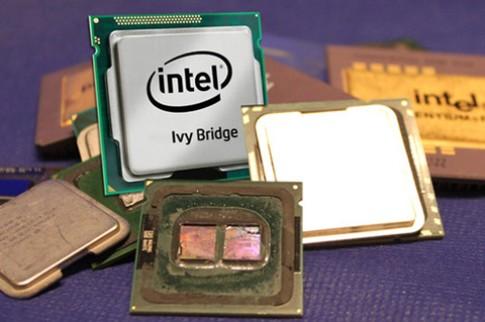 Chip Ivy Bridge hoãn phát hành đại trà sang tháng 7