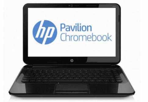 Chromebook đầu tiên của HP ra mắt vào 17/2