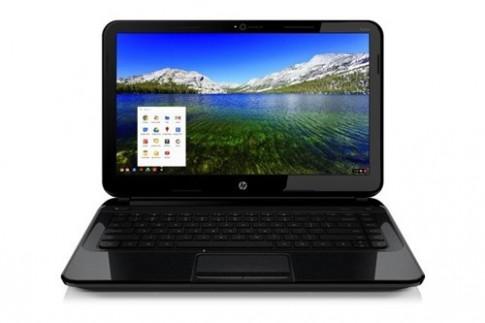 Chromebook đầu tiên của HP trình làng