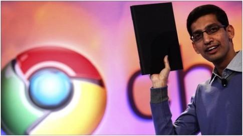 Chromebook màn hình Retina có thể bán cuối năm nay