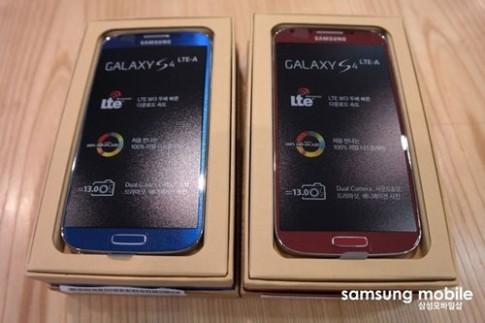 Chưa ra mắt, Galaxy S4 bản mới đã có ảnh 'đập hộp'