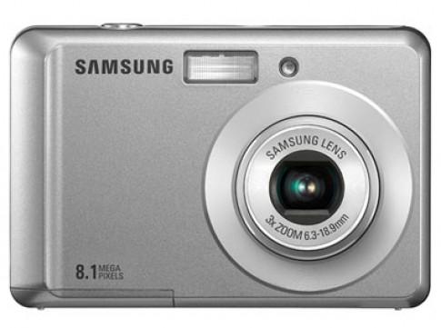 Chụp ảnh đơn giản với Samsung ES10