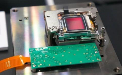 Clip công nghệ chống rung cảm biến của Olympus