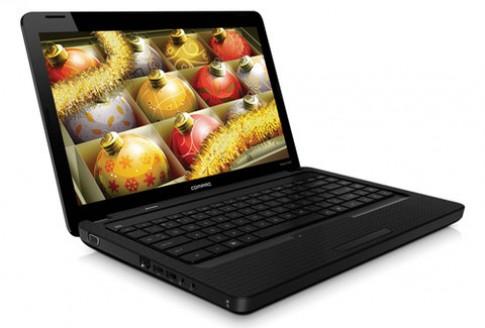 Compaq CQ42 dùng chip 4 nhân giá 10 triệu tại VN