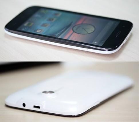 Công nghệ 3D trên smartphone màn hình 5 inch