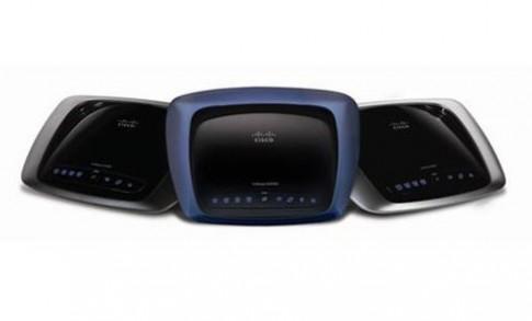 Công nghệ Wi-Fi mới nhất từ Linksys E-Series