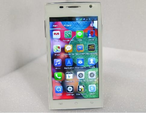 Connspeed ra mắt bộ đôi smartphone 3G mới