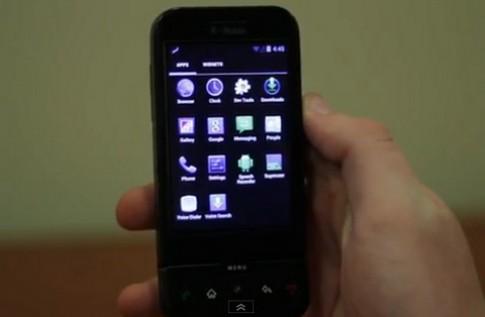 'Cụ tổ Android' HTC G1 chạy được Jelly Bean