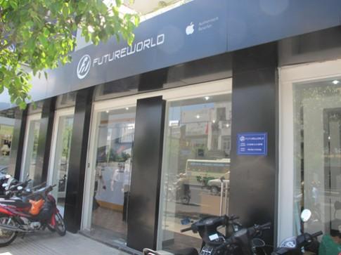 Cửa hàng Apple Premium Store chuẩn 2.0 tại Việt Nam