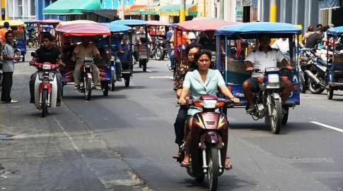 Cùng đến với thành phố Iquitos của Peru - nơi chỉ có xe 2 bánh